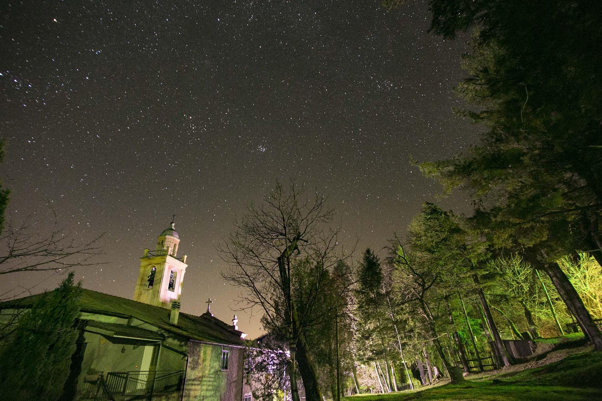 Semovigo winter night